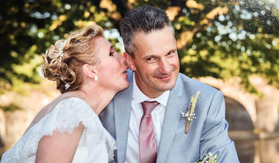 Le mariage de Olivier et Sandrine à Saint-Ignat, Puy-de-Dôme