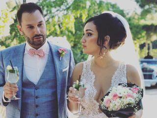 Le mariage de Sarah et Pierre 1