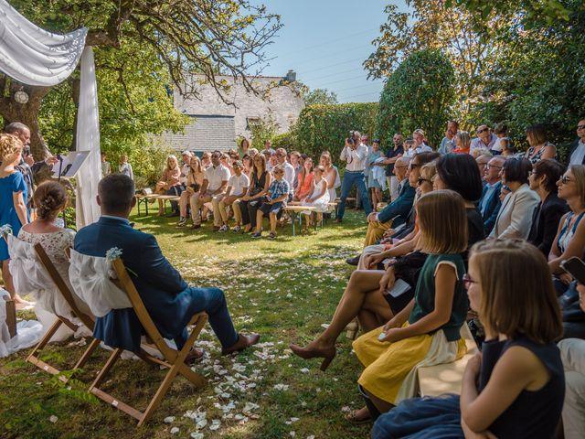 Le mariage de Christophe et Christine à Guérande, Loire Atlantique 10