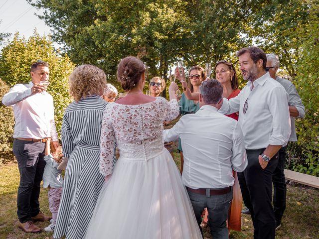 Le mariage de Christophe et Christine à Guérande, Loire Atlantique 27