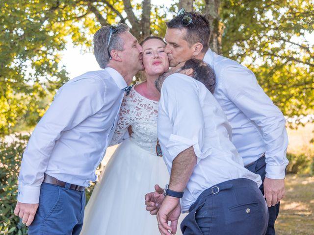 Le mariage de Christophe et Christine à Guérande, Loire Atlantique 35