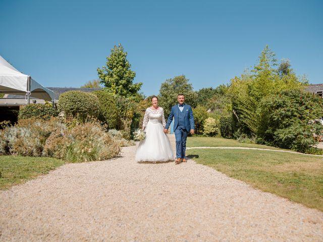 Le mariage de Christophe et Christine à Guérande, Loire Atlantique 2
