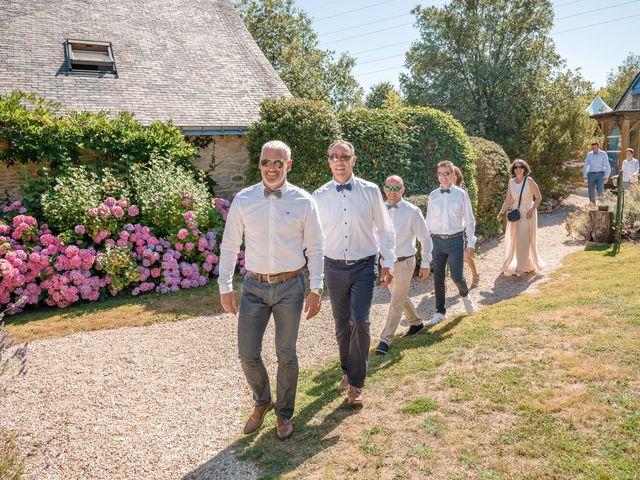 Le mariage de Christophe et Christine à Guérande, Loire Atlantique 9