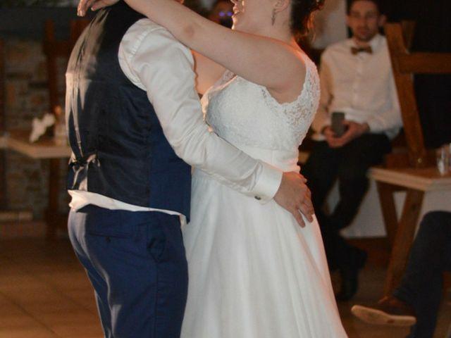 Le mariage de Damien et Laura  à La Tourlandry, Maine et Loire 1