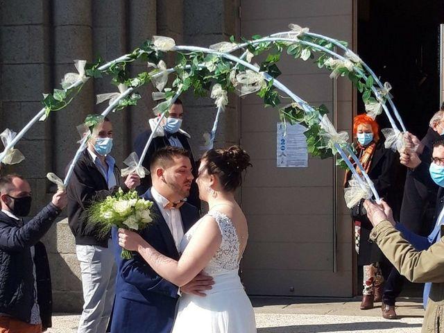 Le mariage de Damien et Laura  à La Tourlandry, Maine et Loire 4