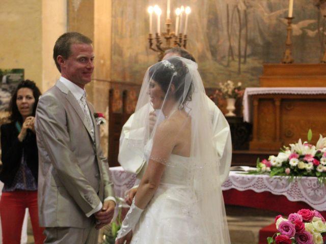 Le mariage de Vincent et Laura à Boves, Somme 13