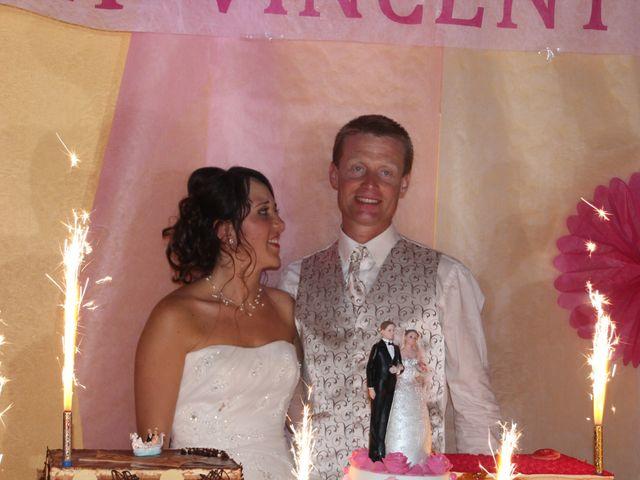 Le mariage de Vincent et Laura à Boves, Somme 20