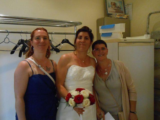 Le mariage de Marc et Gwen à Illiers-Combray , Eure-et-Loir 5