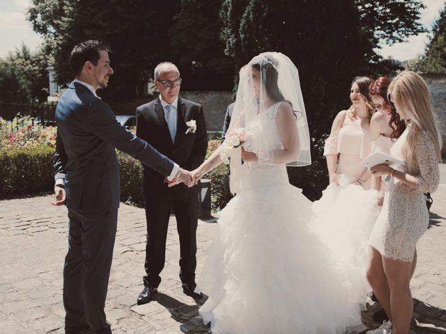 Le mariage de Nicolas et Margaux  à Gouvieux, Oise 16