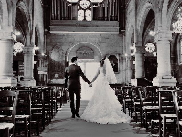 Le mariage de Nicolas et Margaux  à Gouvieux, Oise 32