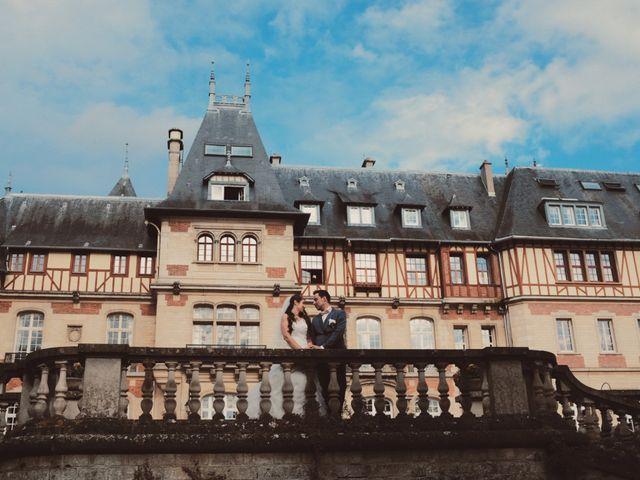 Le mariage de Nicolas et Margaux  à Gouvieux, Oise 51