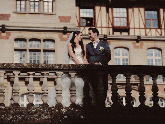 Le mariage de Nicolas et Margaux  à Gouvieux, Oise 52