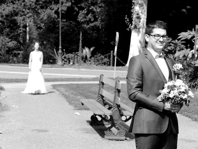 Le mariage de Maxime et Marina à Chaveyriat, Ain 3