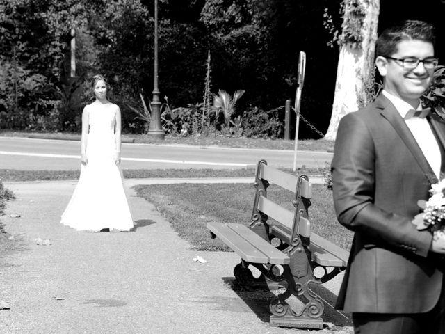 Le mariage de Maxime et Marina à Chaveyriat, Ain 4