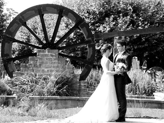 Le mariage de Maxime et Marina à Chaveyriat, Ain 8