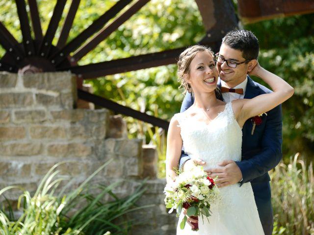 Le mariage de Maxime et Marina à Chaveyriat, Ain 12