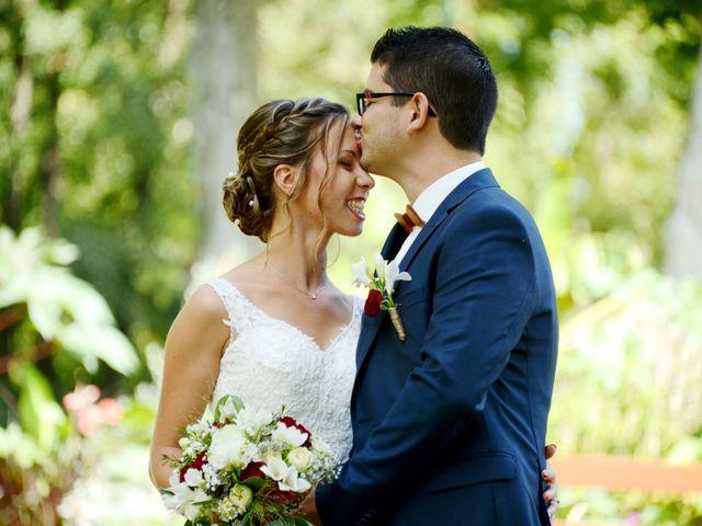 Le mariage de Maxime et Marina à Chaveyriat, Ain 13