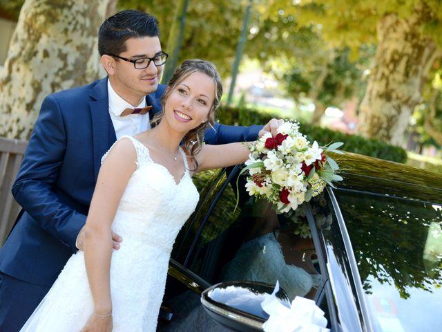 Le mariage de Maxime et Marina à Chaveyriat, Ain 14