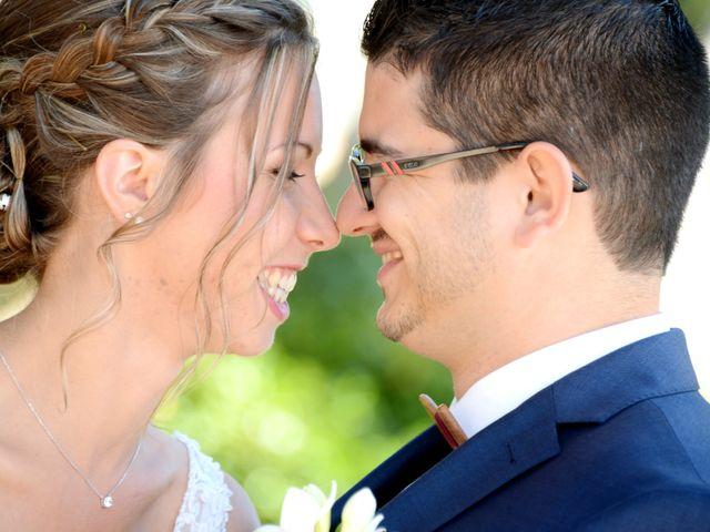 Le mariage de Maxime et Marina à Chaveyriat, Ain 24