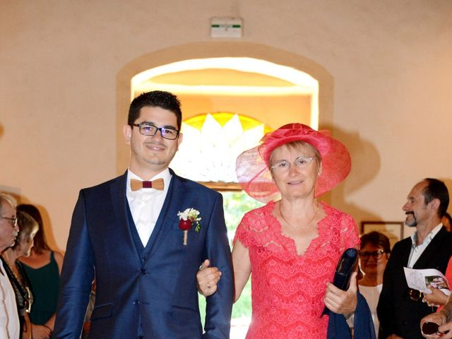 Le mariage de Maxime et Marina à Chaveyriat, Ain 30