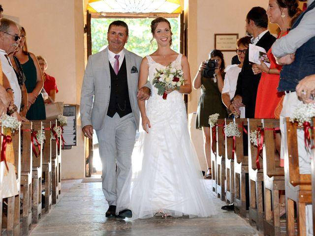 Le mariage de Maxime et Marina à Chaveyriat, Ain 31