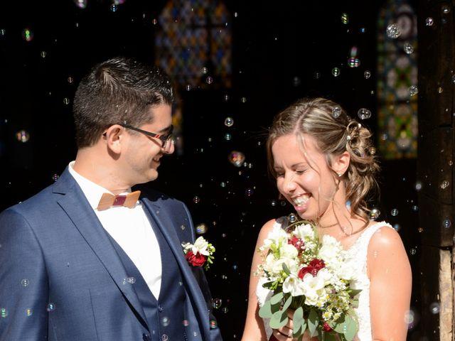 Le mariage de Maxime et Marina à Chaveyriat, Ain 32