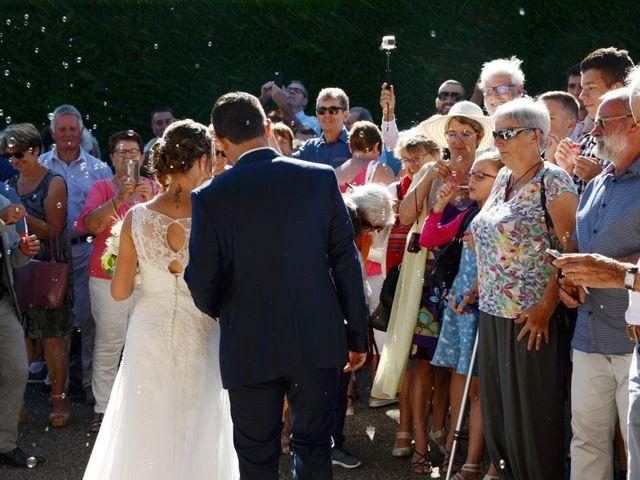 Le mariage de Maxime et Marina à Chaveyriat, Ain 34