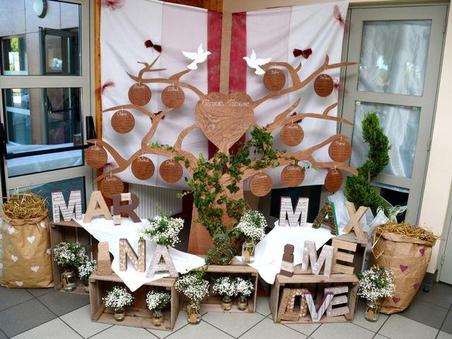 Le mariage de Maxime et Marina à Chaveyriat, Ain 39