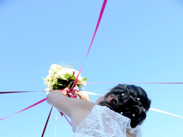 Le mariage de Maxime et Marina à Chaveyriat, Ain 43