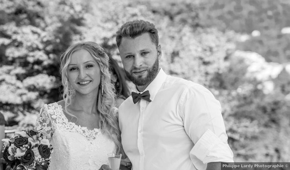 Le mariage de Benoit et Noémie à Thiers, Puy-de-Dôme