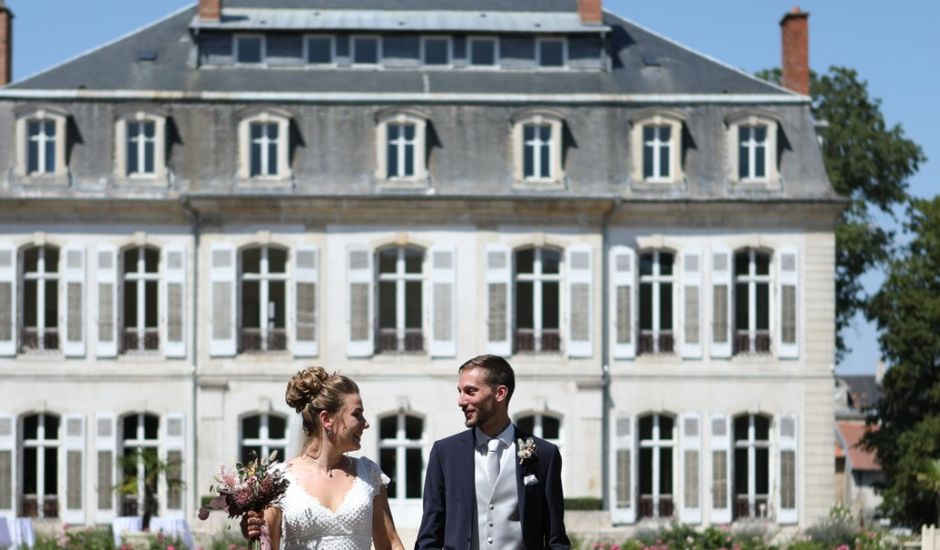 Le mariage de Dimitri et Elise à Tantonville, Meurthe-et-Moselle