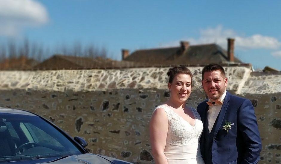 Le mariage de Damien et Laura  à La Tourlandry, Maine et Loire