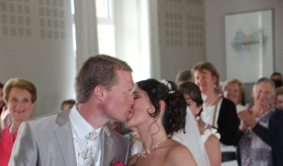 Le mariage de Vincent et Laura à Boves, Somme