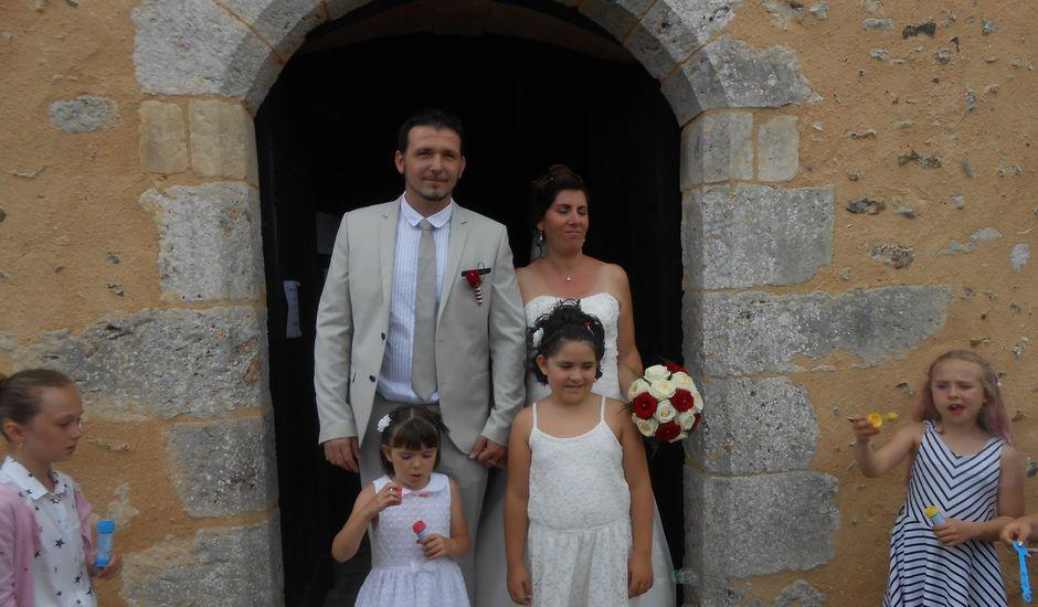 Le mariage de Marc et Gwen à Illiers-Combray , Eure-et-Loir