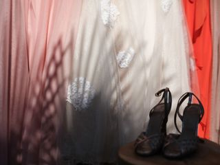 Le mariage de Naomi et Baptiste 2