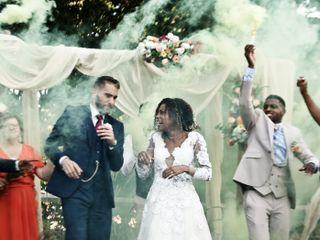Le mariage de Naomi et Baptiste