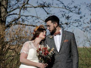 Le mariage de Violène et Mathias