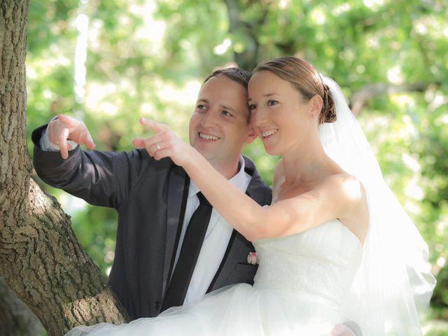 Le mariage de Marie et Jérome