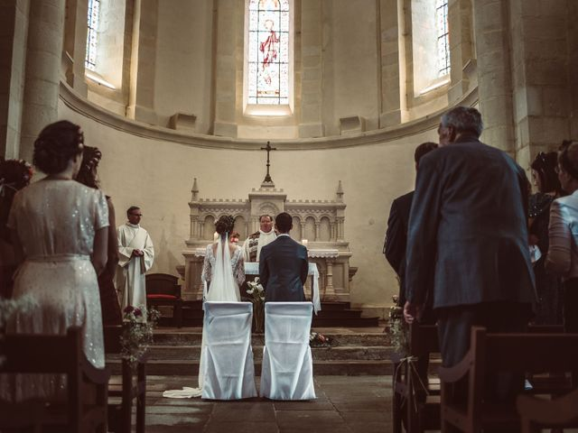 Le mariage de Clément et Delphine à Blond, Haute-Vienne 10