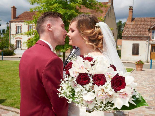 Le mariage de Maxime et Audrey à Orléans, Loiret 11