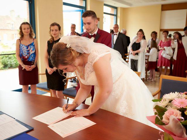 Le mariage de Maxime et Audrey à Orléans, Loiret 13