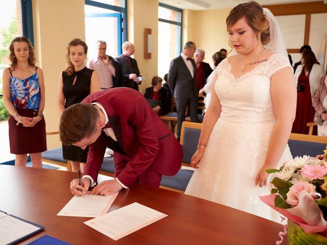 Le mariage de Maxime et Audrey à Orléans, Loiret 14