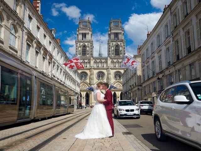 Le mariage de Maxime et Audrey à Orléans, Loiret 24