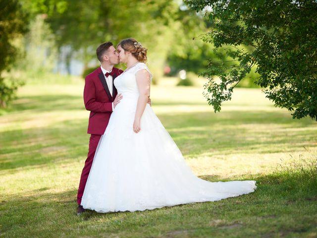 Le mariage de Maxime et Audrey à Orléans, Loiret 36
