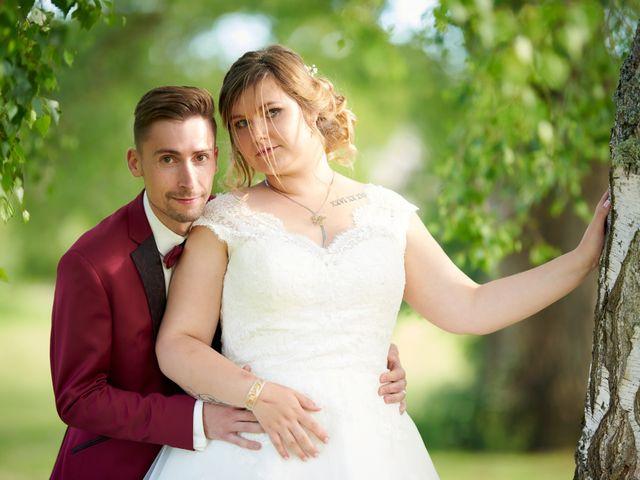 Le mariage de Maxime et Audrey à Orléans, Loiret 37