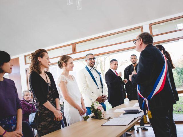 Le mariage de Grégory et Hélène à Aulnay-sur-Mauldre, Yvelines 20