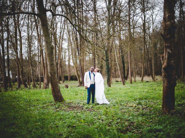 Le mariage de Grégory et Hélène à Aulnay-sur-Mauldre, Yvelines 41