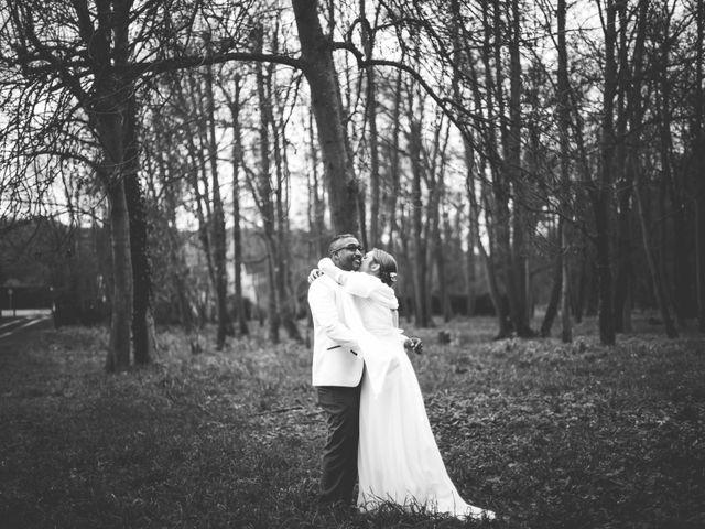 Le mariage de Grégory et Hélène à Aulnay-sur-Mauldre, Yvelines 42
