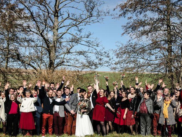 Le mariage de Mathias et Violène à Braye, Aisne 25