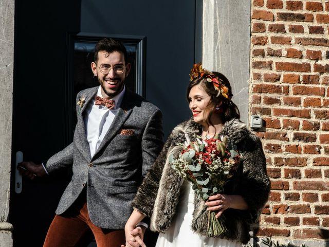 Le mariage de Mathias et Violène à Braye, Aisne 1